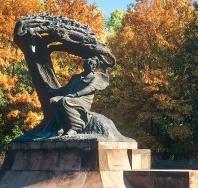 Chopin, Varsova