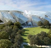 Frank Gehry - Fondation Louis Vuitton