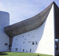 Le Corbusier - Chapelle Notre Dame du Haut Ronchamp